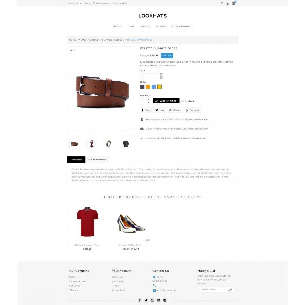 theme - Mode & Schuhe - Lookhats - Fashion Store - 5