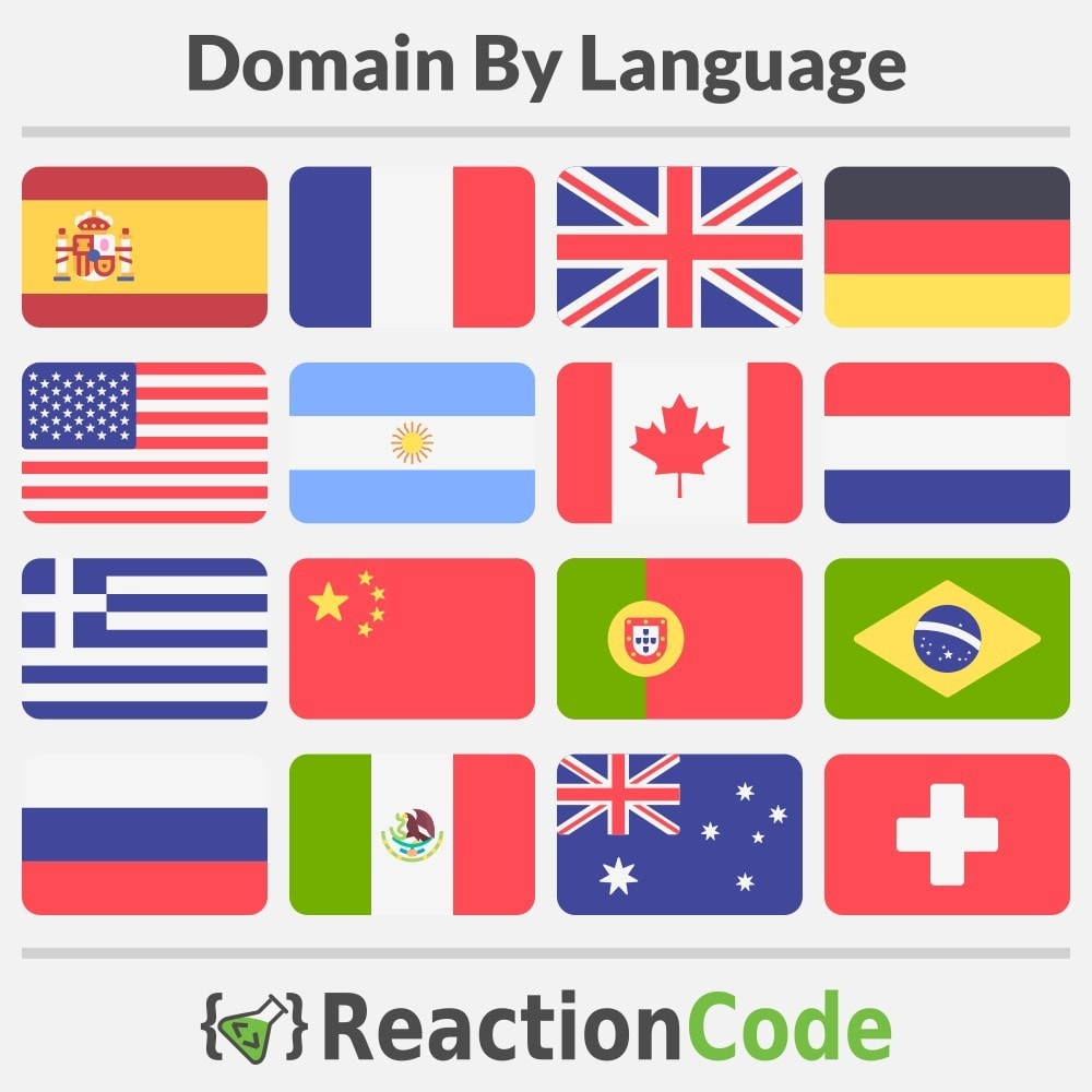module - SEO - One Domain By Language - 1
