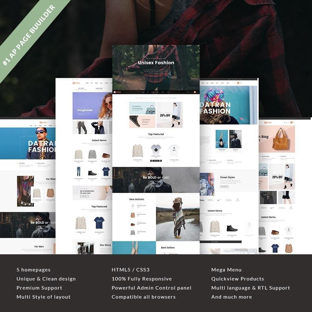 theme - Mode & Chaussures - Leo Datran - 1
