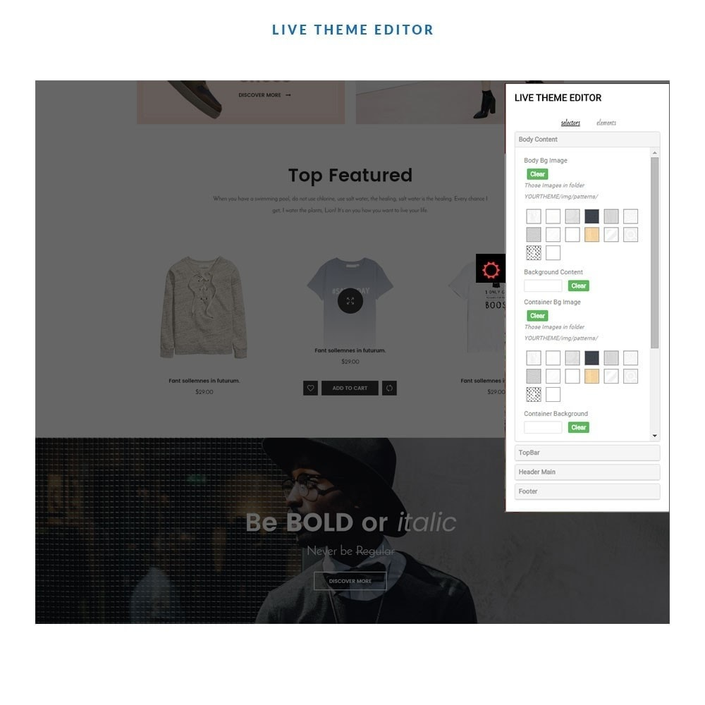 theme - Moda & Calzature - Leo Datran - 9