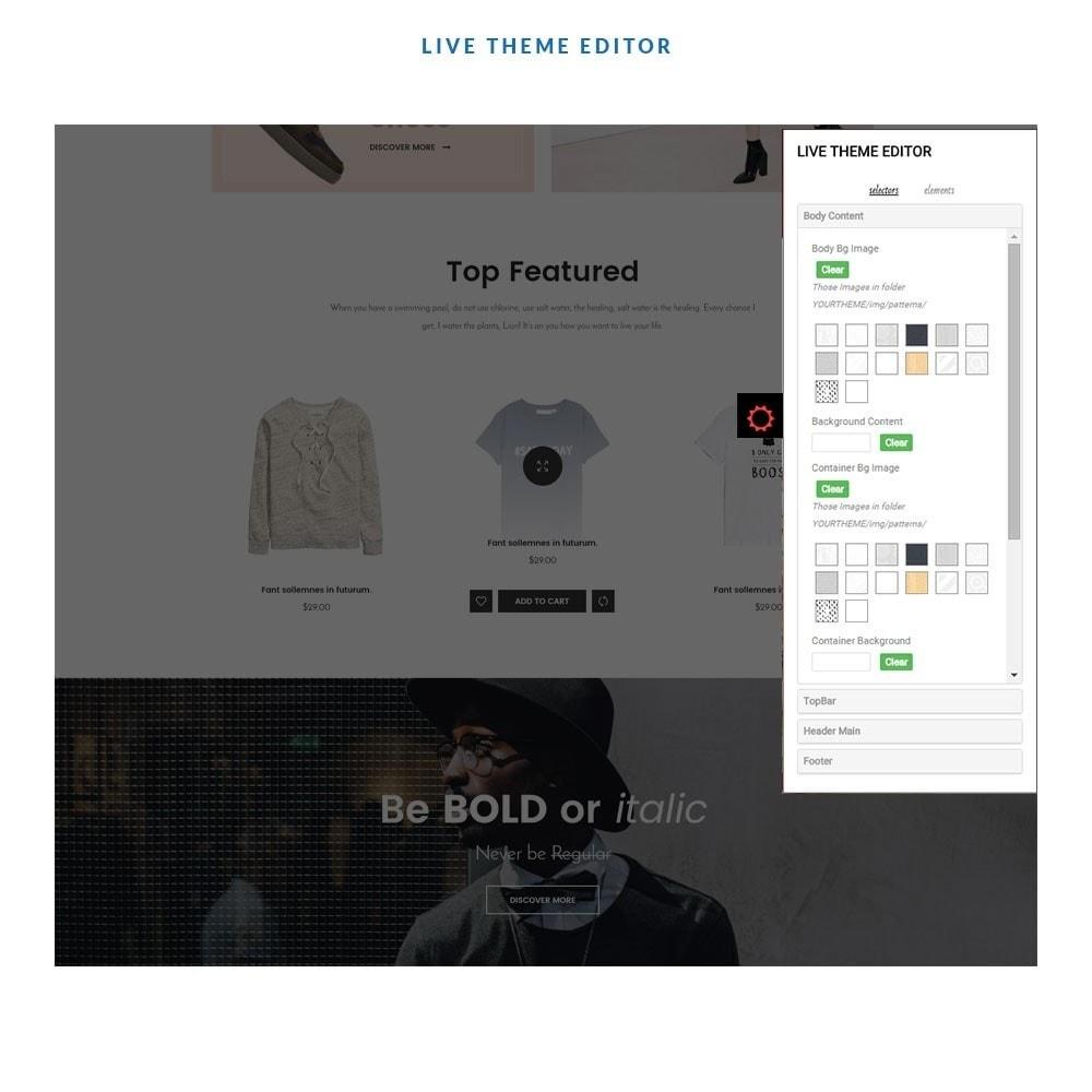 theme - Mode & Chaussures - Leo Datran - 9