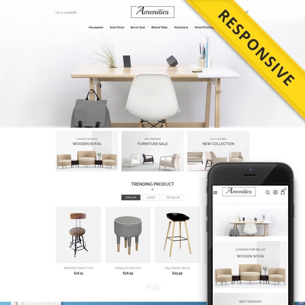 theme - Home & Garden - Amenities - Furniture Store - 1