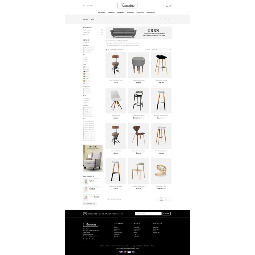 theme - Home & Garden - Amenities - Furniture Store - 3