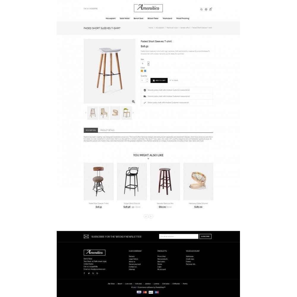 theme - Home & Garden - Amenities - Furniture Store - 5