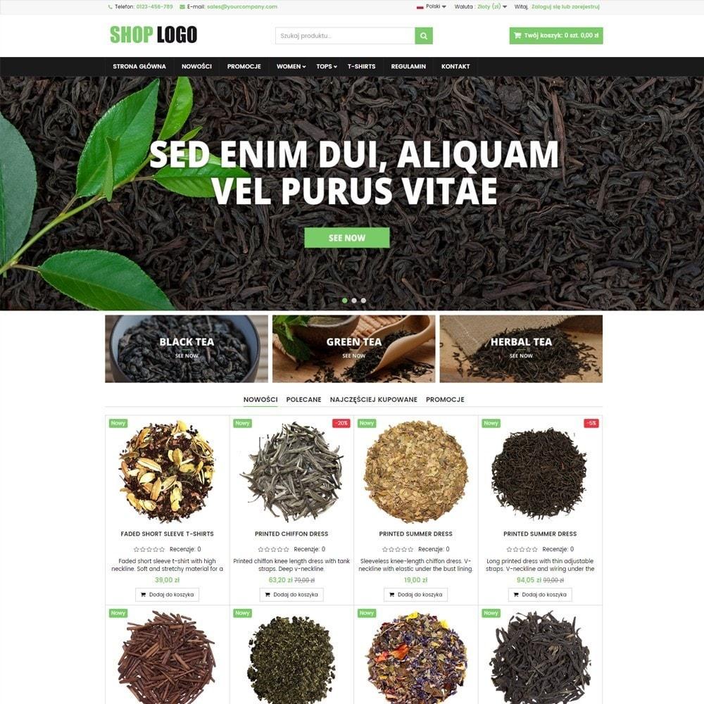 theme - Zdrowie & Uroda - P16AT05 Herbata, zioła i leki - 2