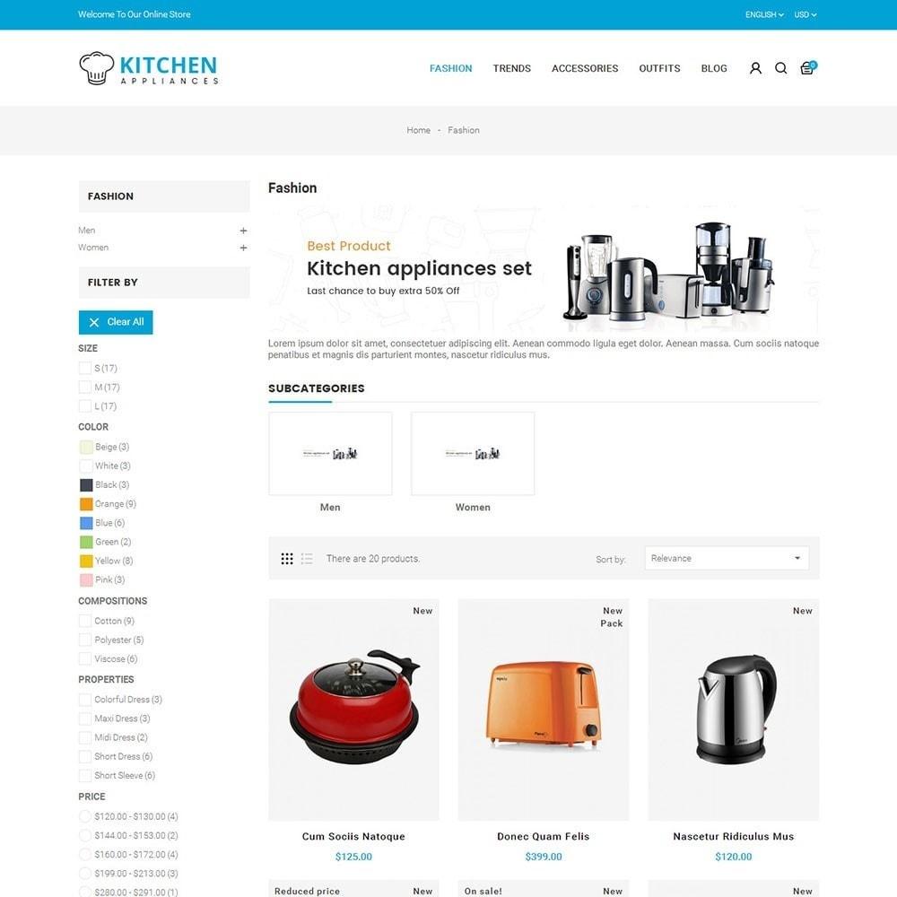 theme - Maison & Jardin - Kitchen Store - 3
