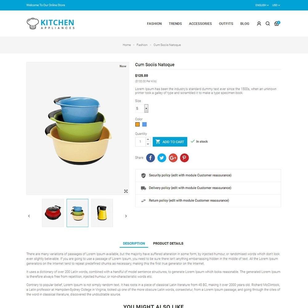 theme - Maison & Jardin - Kitchen Store - 5