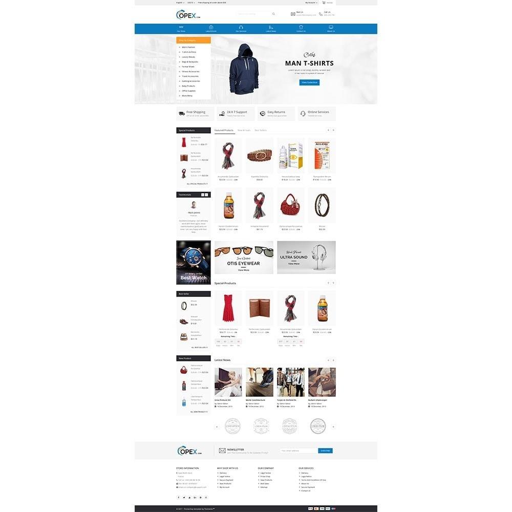 theme - Elektronik & High Tech - Opex Mega Store - 2
