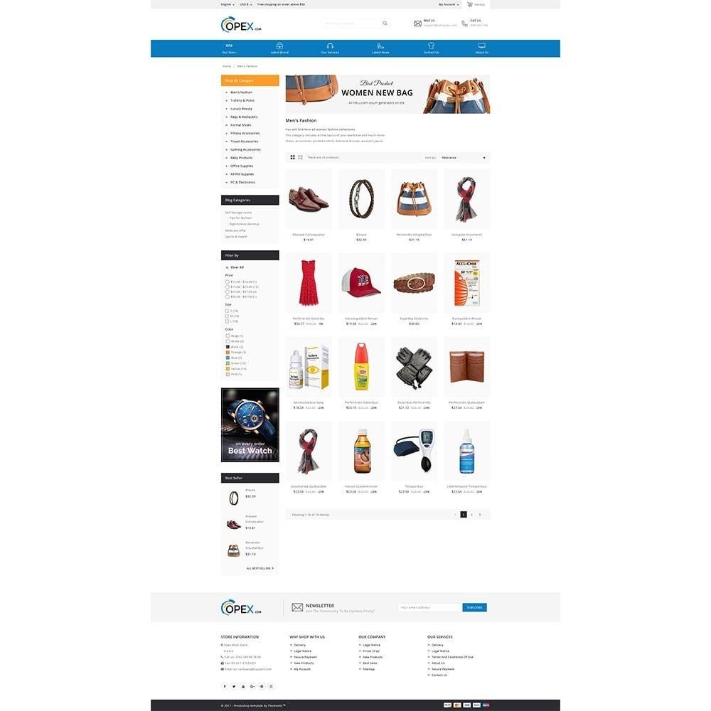 theme - Электроника и компьютеры - Opex Mega Store - 3