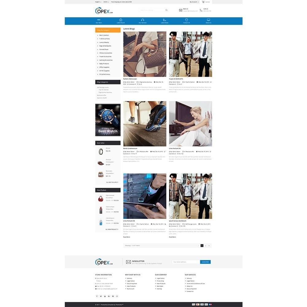 theme - Электроника и компьютеры - Opex Mega Store - 6