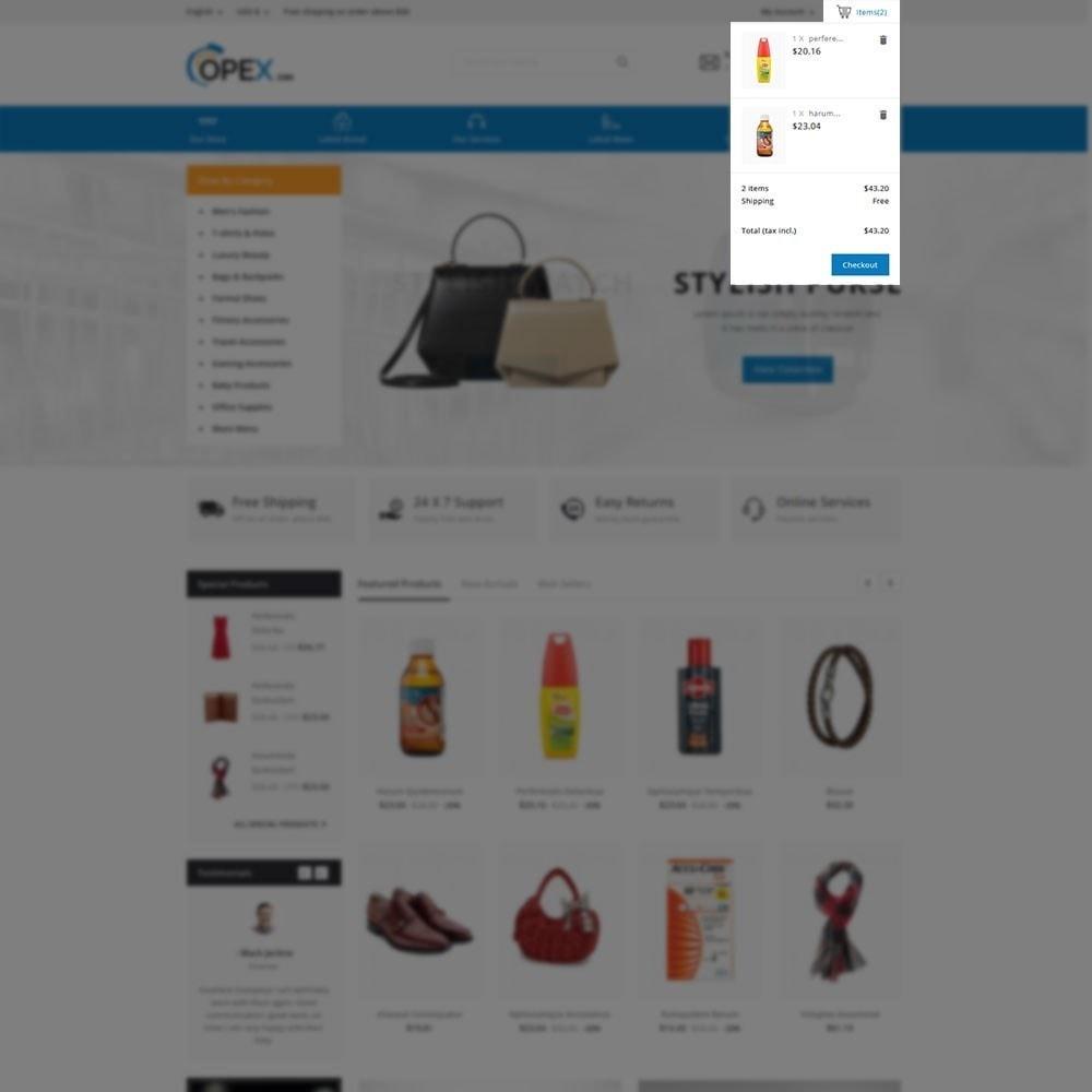 theme - Elektronik & High Tech - Opex Mega Store - 8