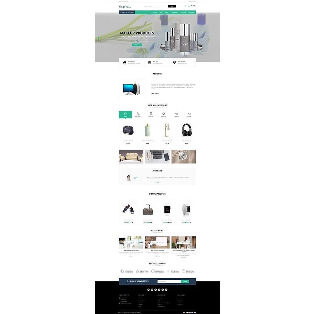 theme - Mode & Chaussures - Shopinz MultiStore - 2