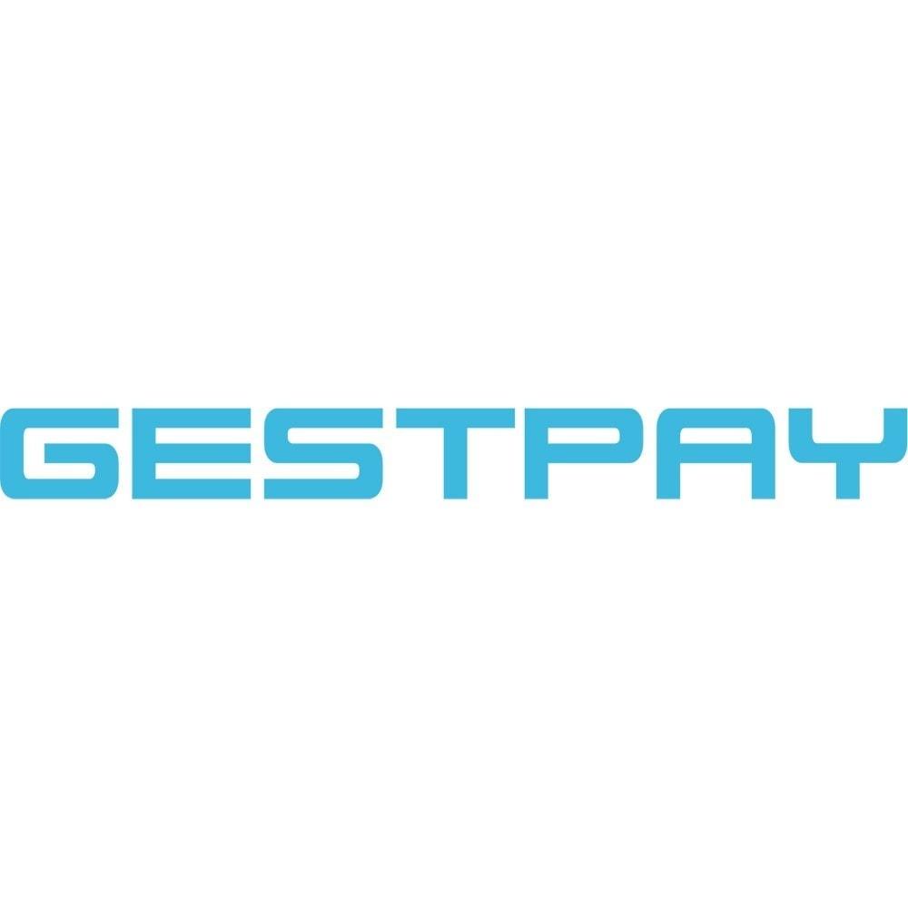 module - Оплата банковской картой или с помощью электронного кошелька - GestPay Italian Gateway Payment Banca Sella - 1