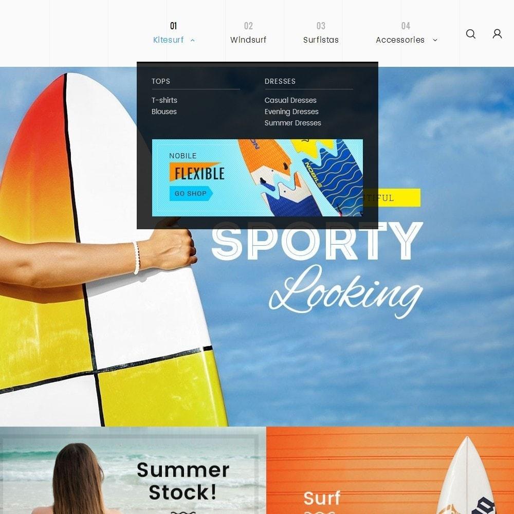 theme - Sports, Activities & Travel - Surf Summer Beach - 8