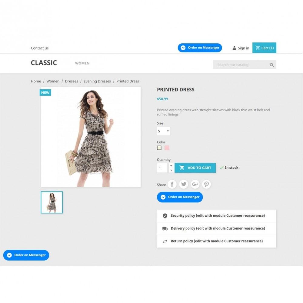 module - Orderbeheer - Bestelling op Messenger - 11