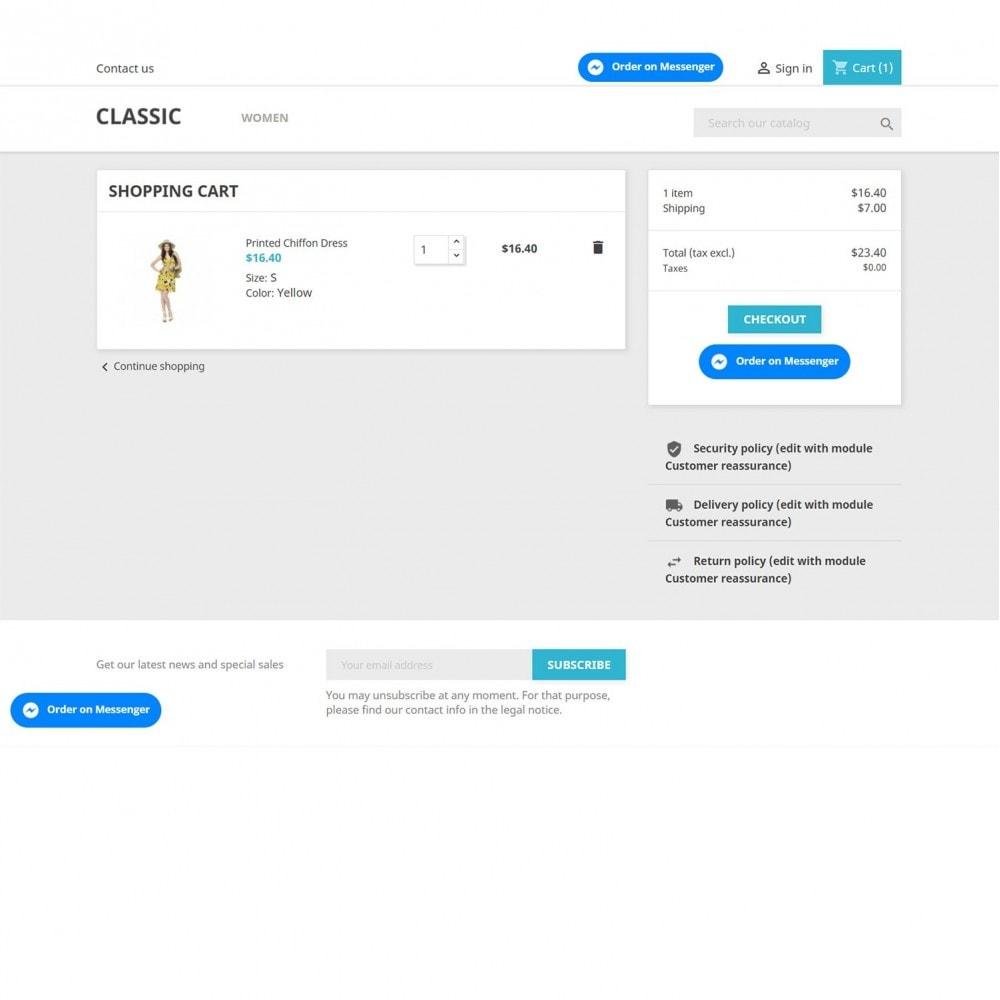 module - Zarządzanie zamówieniami - Zamów na Messenger - 13