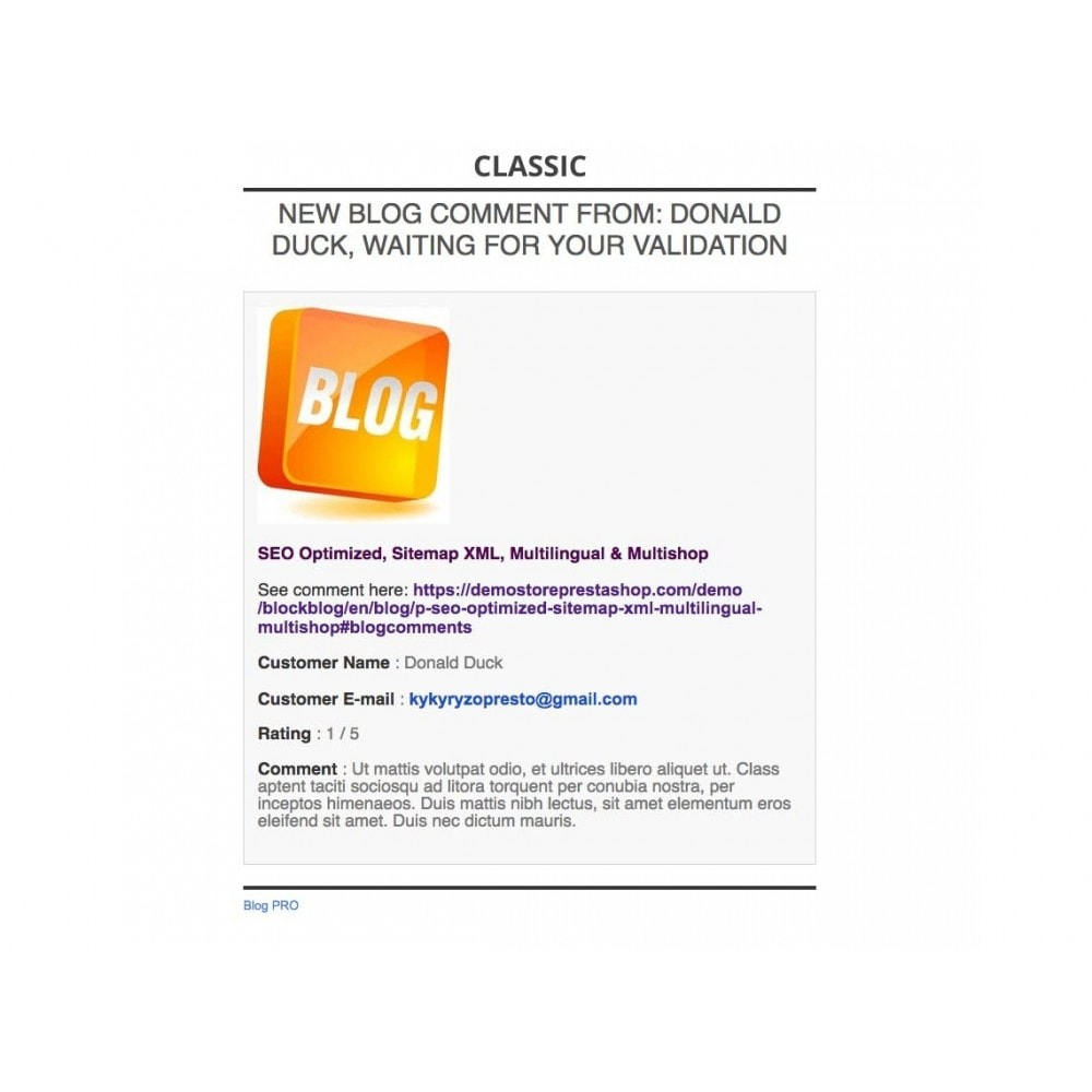 module - Blog, Forum & News - Blog PRO - 15