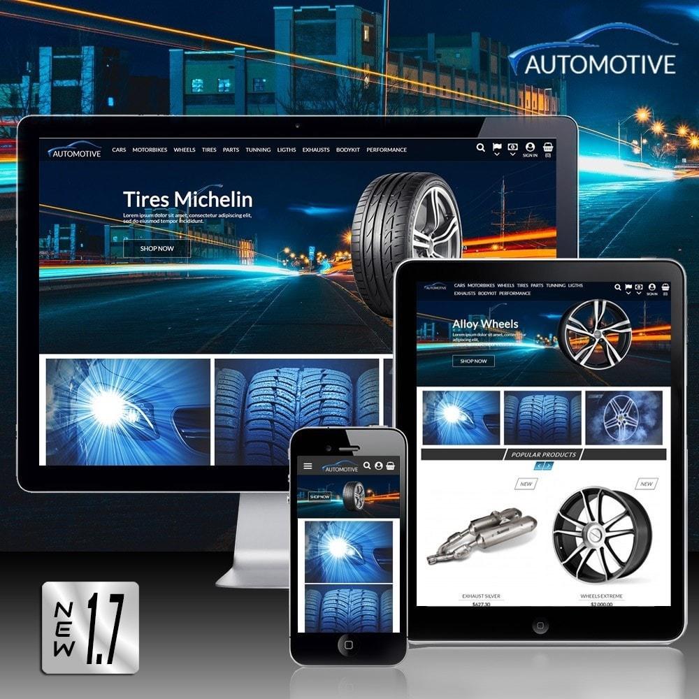 theme - Samochody - Automotive Store - 1