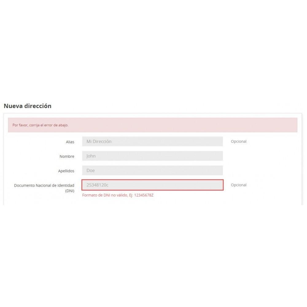 module - Gestión de clientes - IdFiscal, Calidad de Datos Identificativos SII - 6