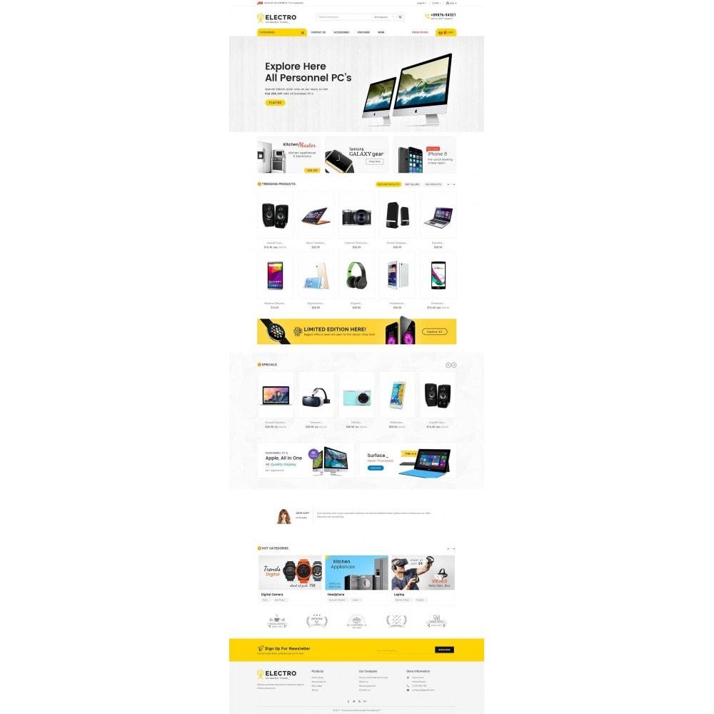 theme - Elektronica & High Tech - Mega Electronics Store - 2