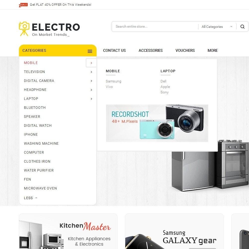 theme - Elektronica & High Tech - Mega Electronics Store - 9