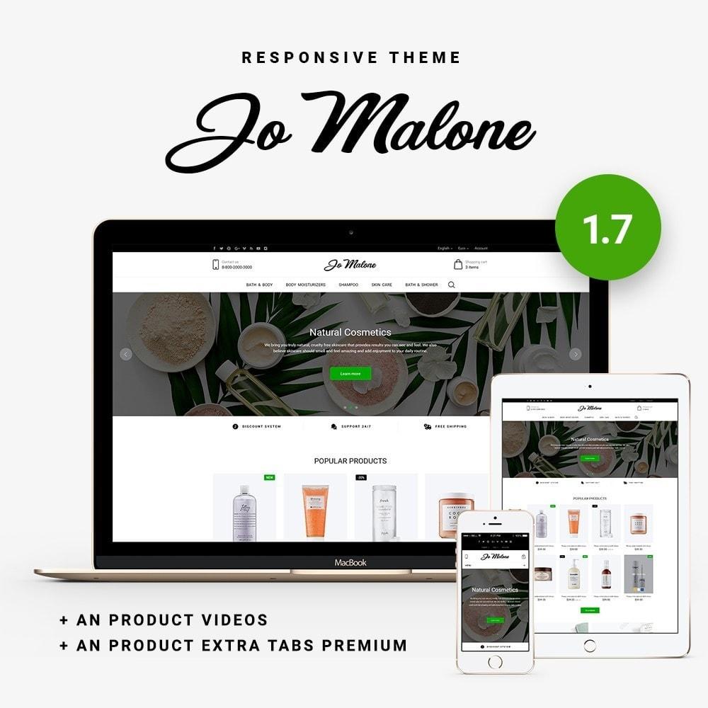theme - Salute & Bellezza - Jo Malone Cosmetics - 1