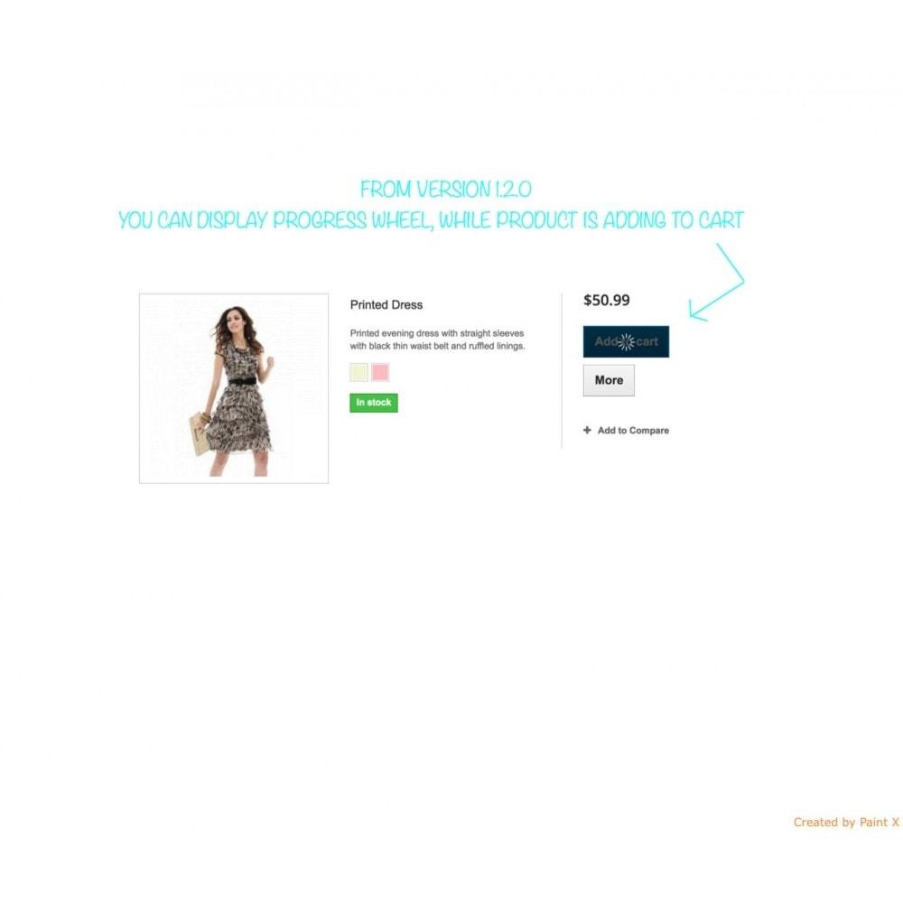 module - Anmeldung und Bestellvorgang - Effekt des Warenflugs, Pop-up zu und andere Animationen - 11
