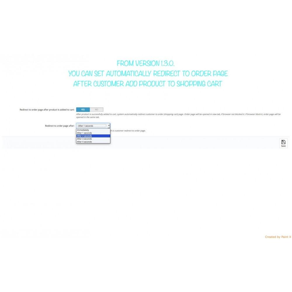 module - Anmeldung und Bestellvorgang - Effekt des Warenflugs, Pop-up zu und andere Animationen - 12