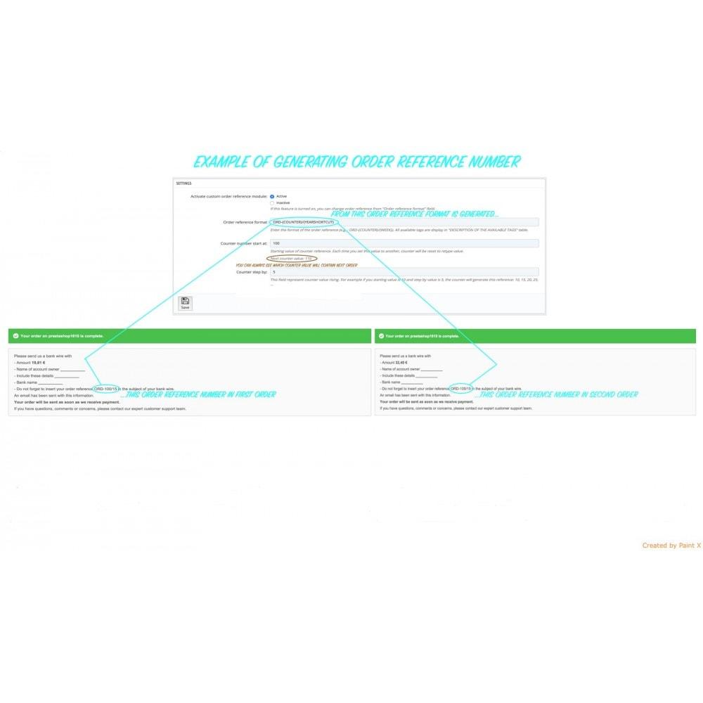 module - Auftragsabwicklung - Profi Generierung und Editierung der Bestellung Nr. - 4