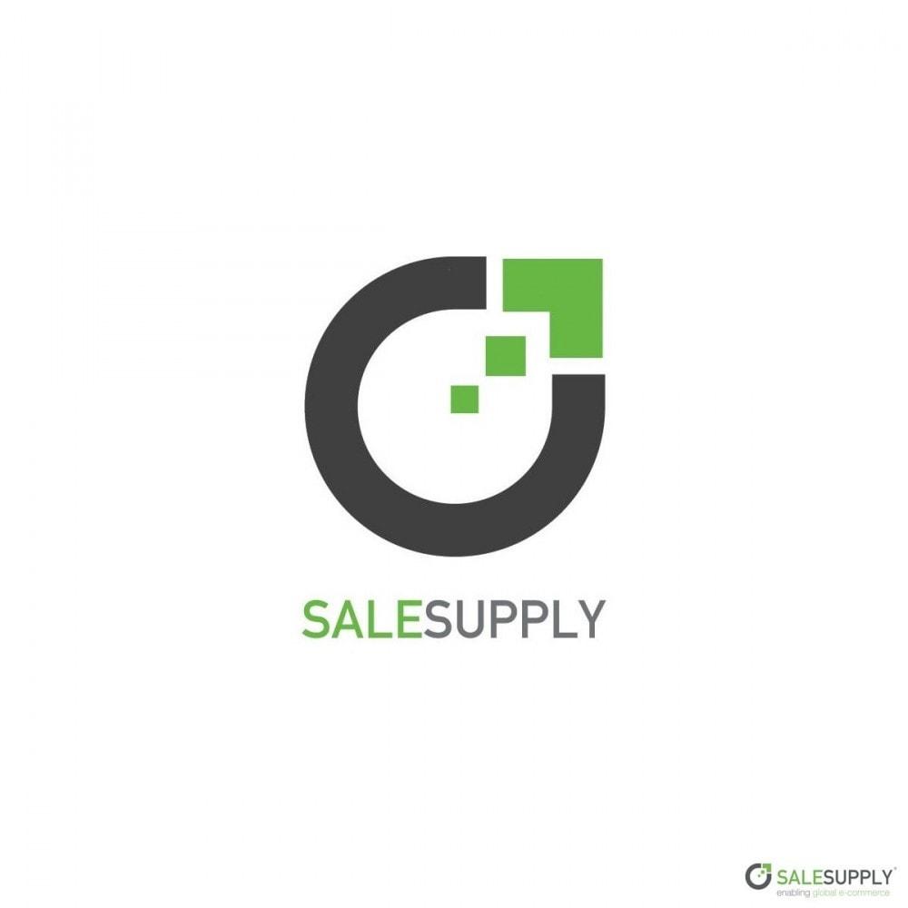 module - Kundenservice - Salesupply - 1