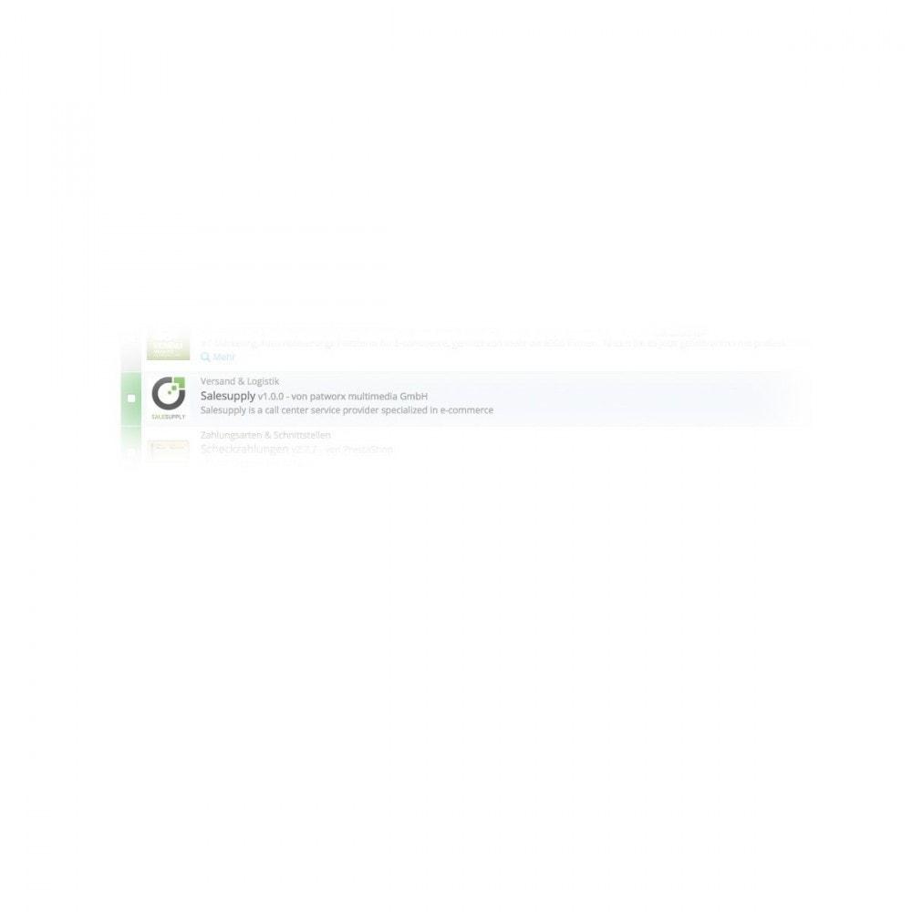 module - Kundenservice - Salesupply - 3