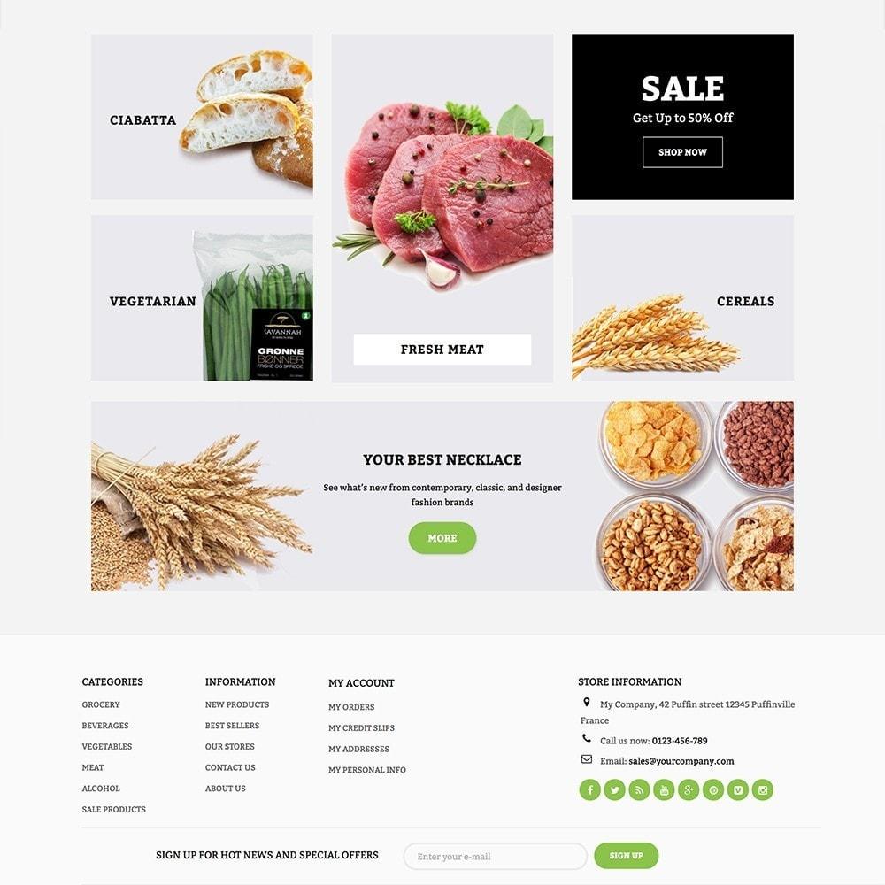 theme - Lebensmittel & Restaurants - Foodbox - 3