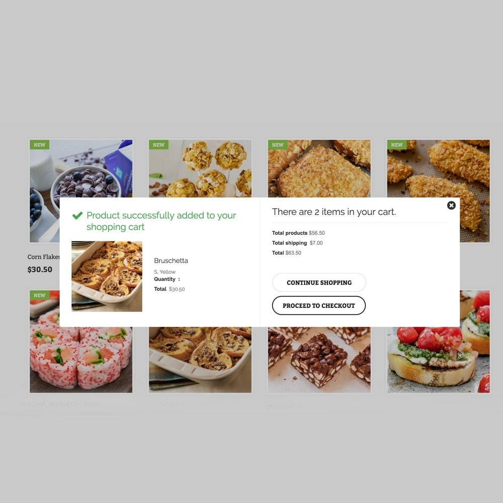 theme - Lebensmittel & Restaurants - Foodbox - 5