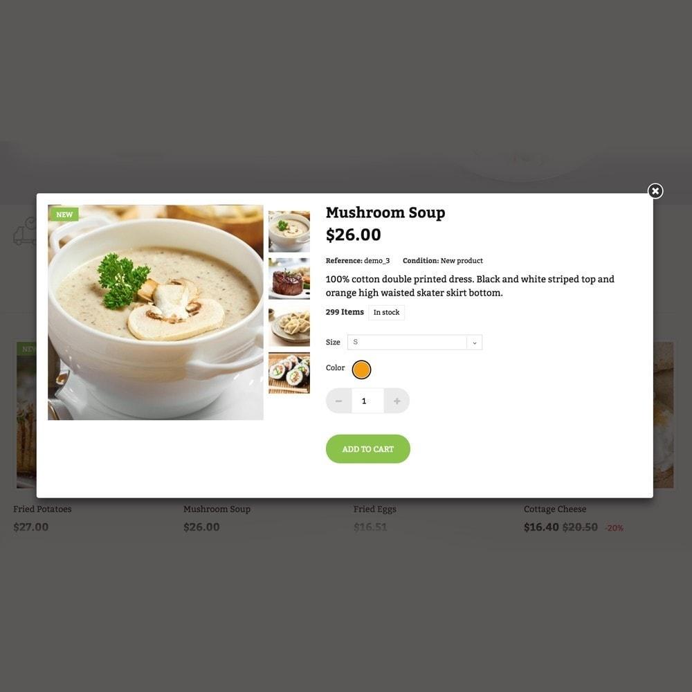 theme - Lebensmittel & Restaurants - Foodbox - 6