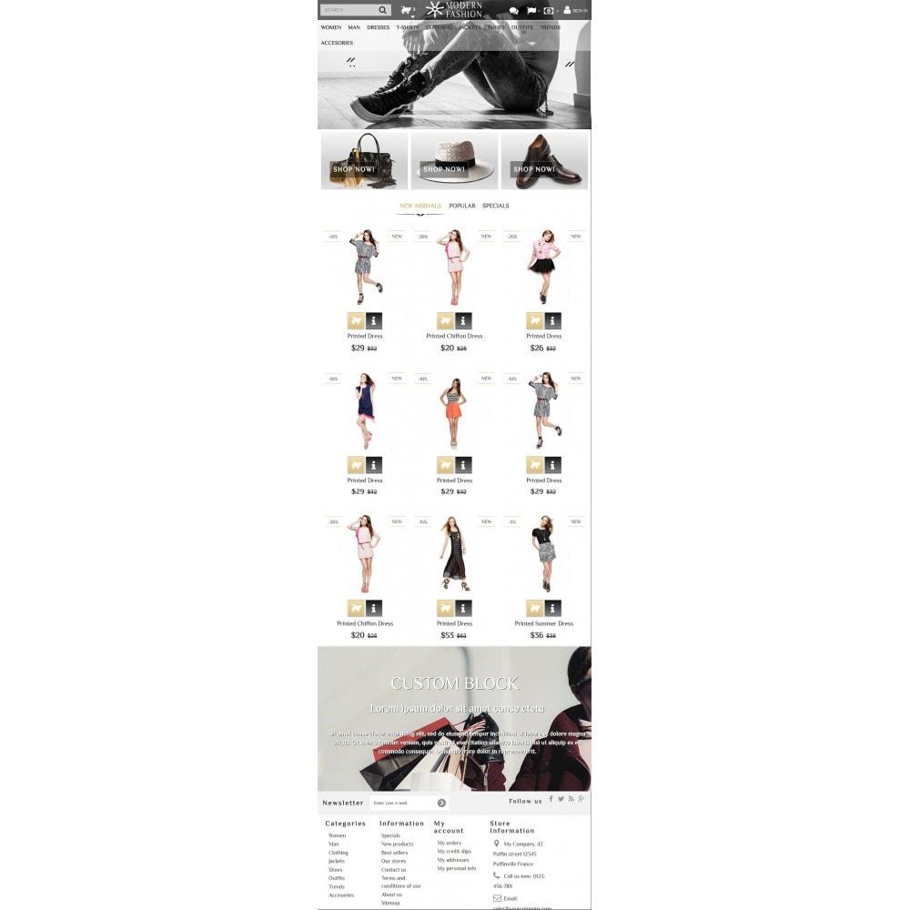 theme - Moda & Obuwie - Modern Fashion - 6