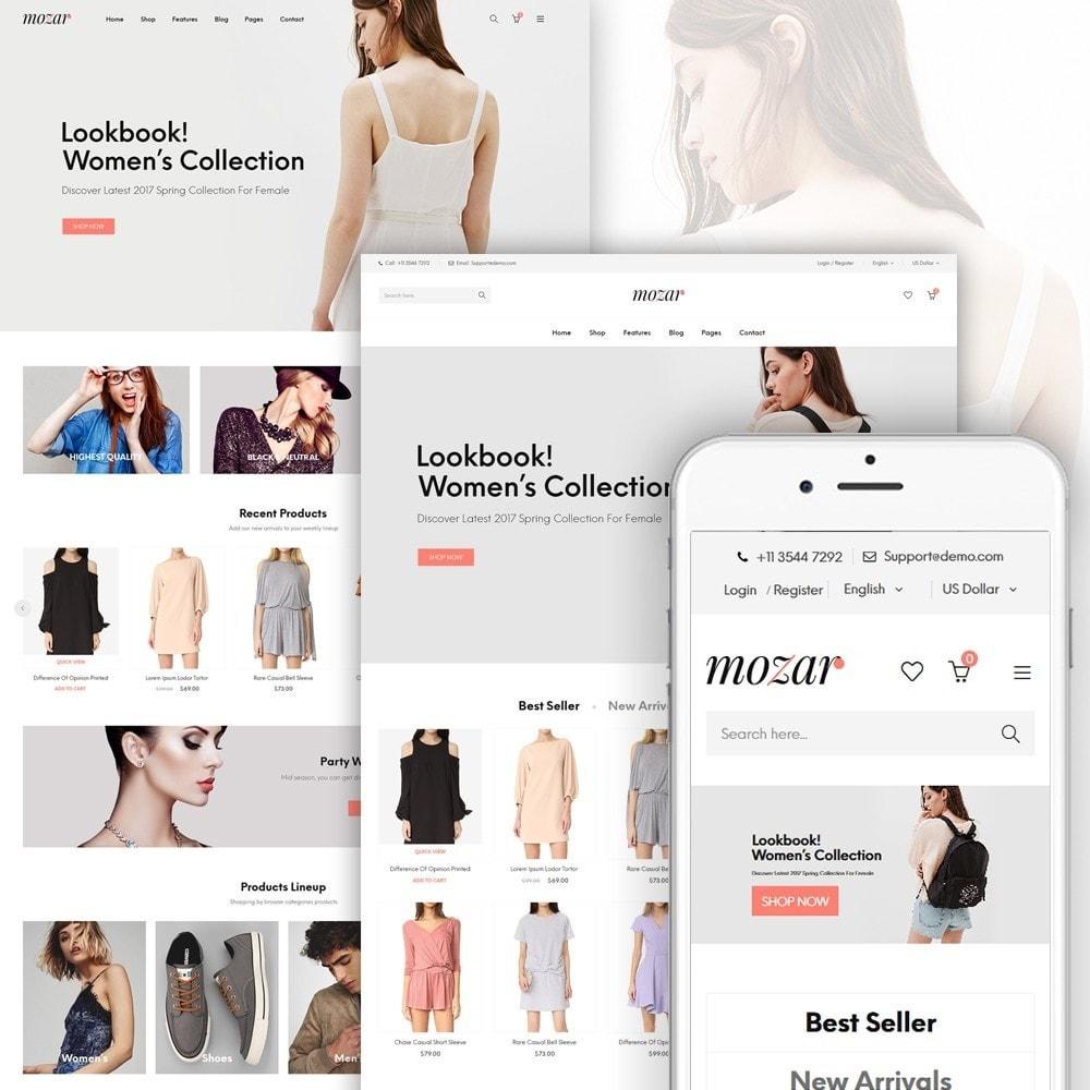 theme - Fashion & Shoes - JMS Mozar - 1