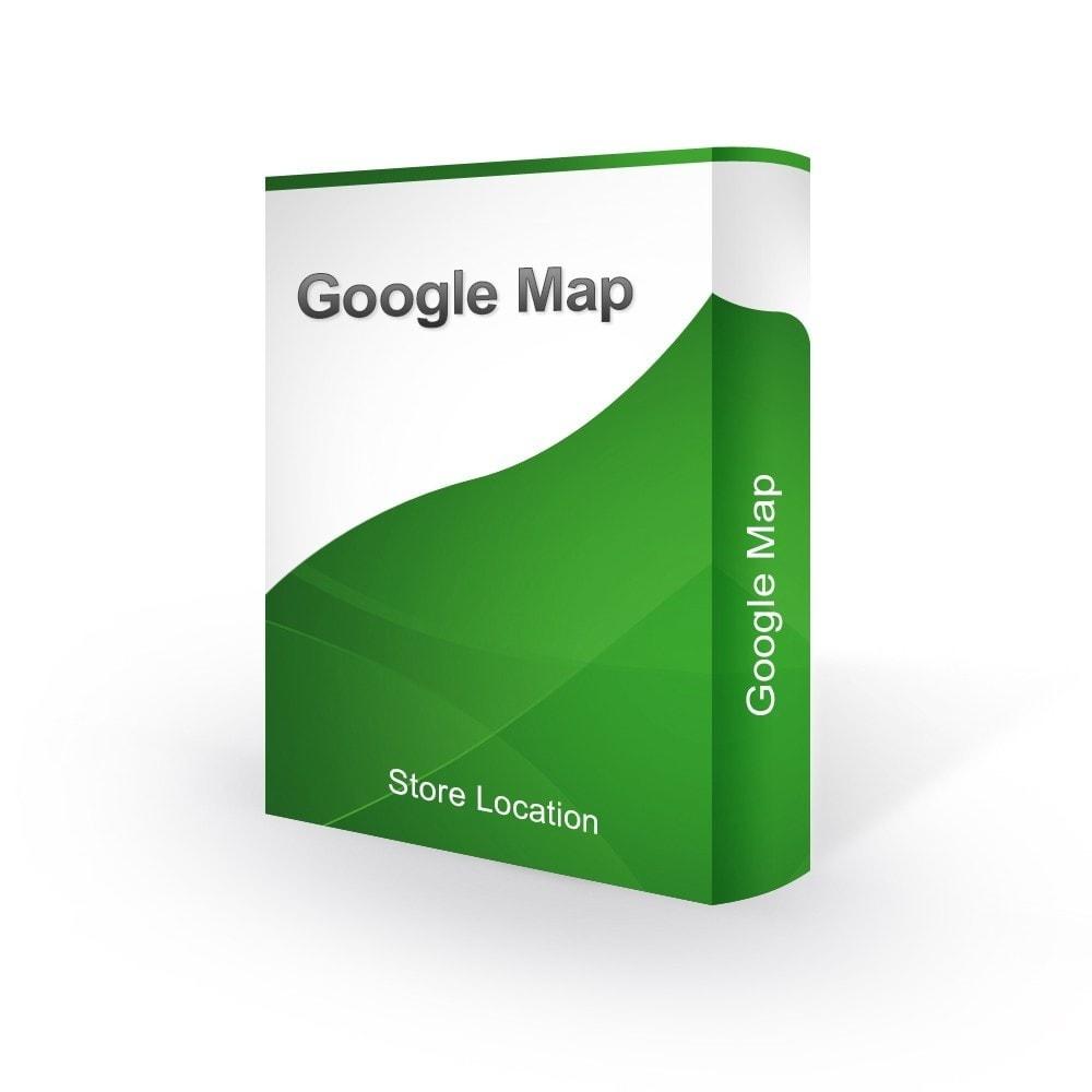 module - International & Localization - Google Maps Store Locator - 1