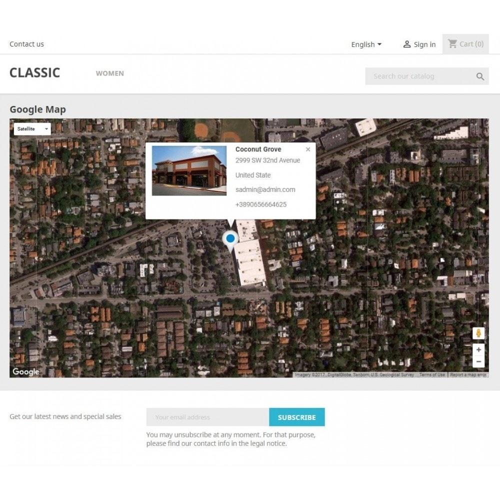 module - International & Localization - Google Maps Store Locator - 5