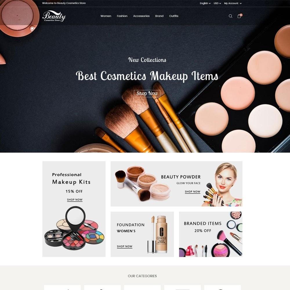 theme - Salud y Belleza - Beauty Cosmetics Store - 2