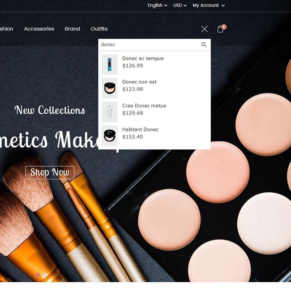 theme - Gesundheit & Schönheit - Beauty Cosmetics Store - 3