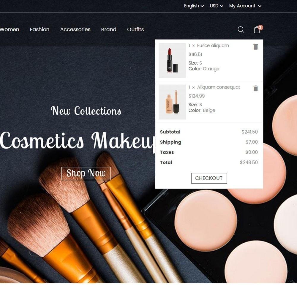 theme - Salud y Belleza - Beauty Cosmetics Store - 4
