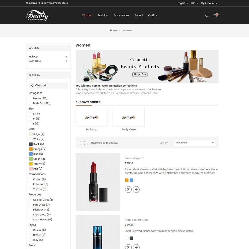 theme - Gesundheit & Schönheit - Beauty Cosmetics Store - 6