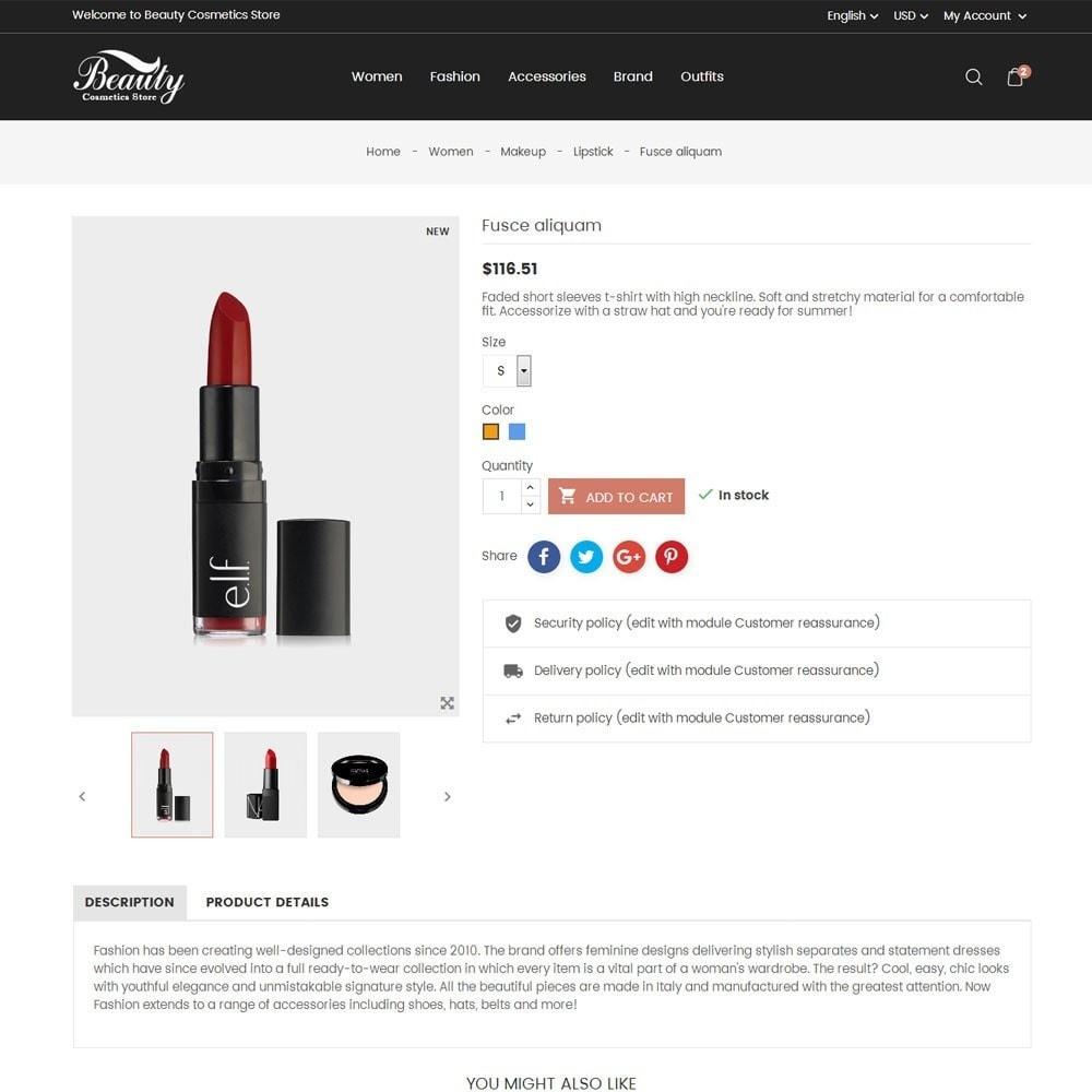theme - Salud y Belleza - Beauty Cosmetics Store - 7