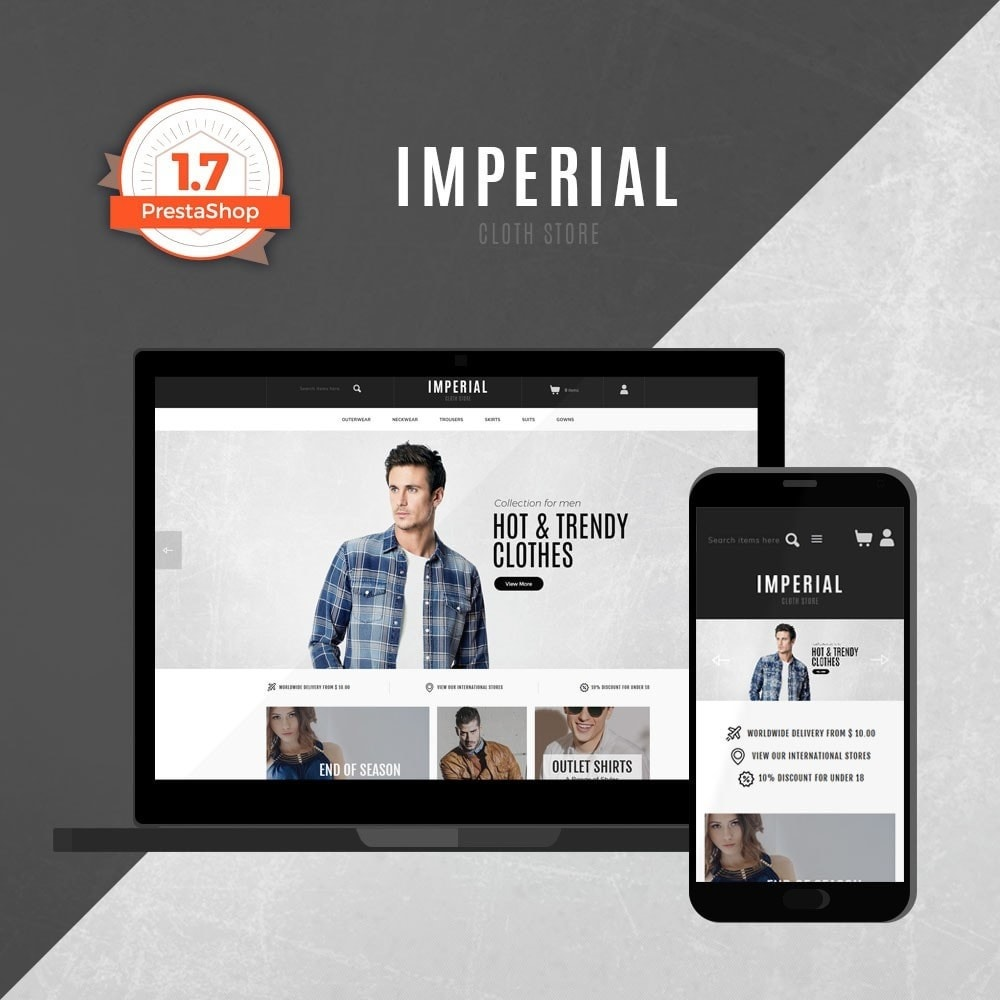 theme - Moda & Obuwie - Imperial - Fashion Store - 3