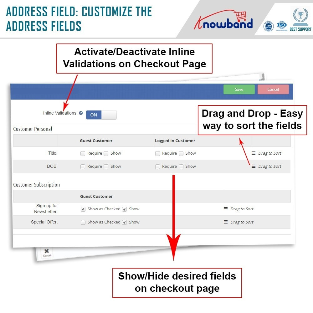 module - Express Checkout Process - One Page Checkout, Social Login & Mailchimp - 20