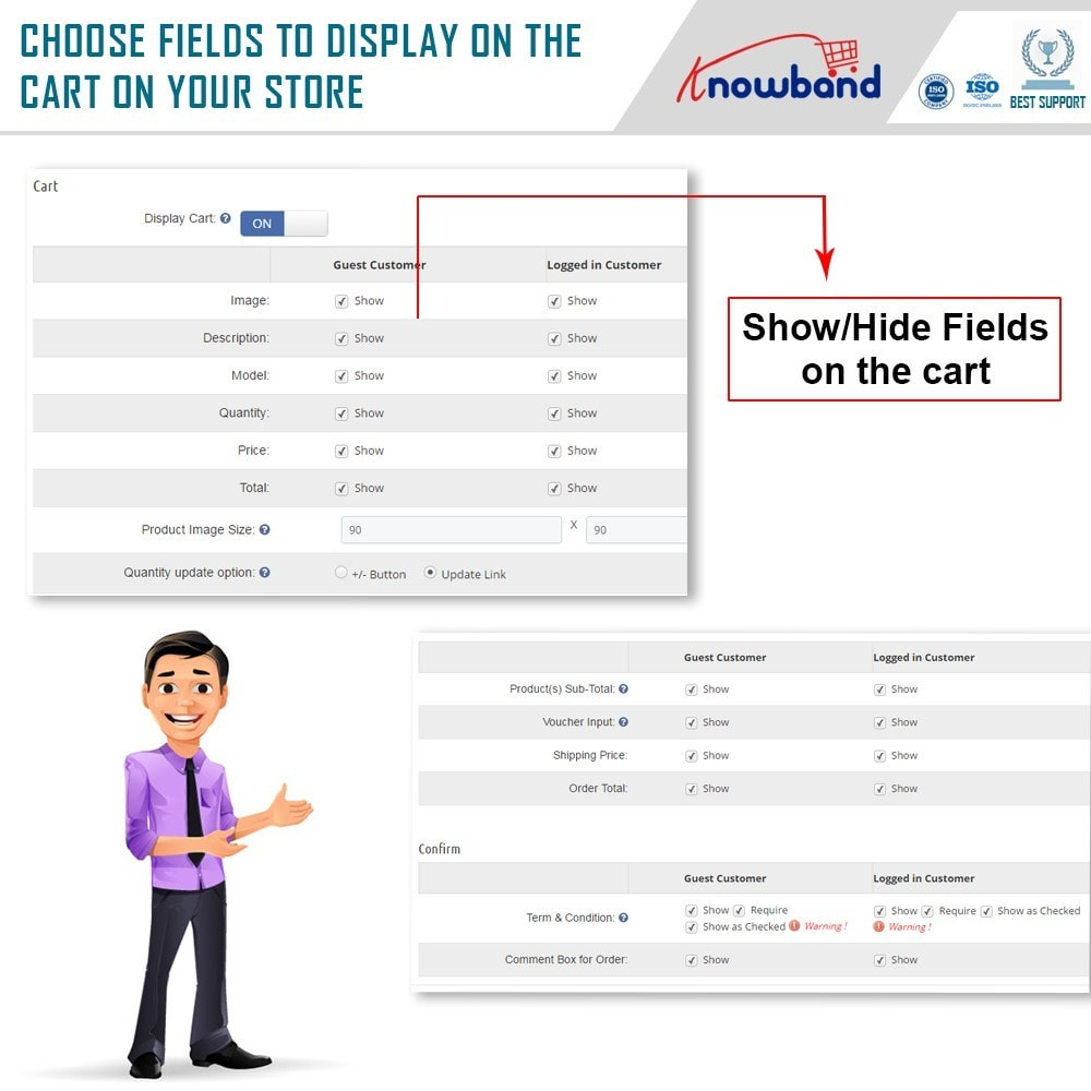 module - Express Checkout Process - One Page Checkout, Social Login & Mailchimp - 23