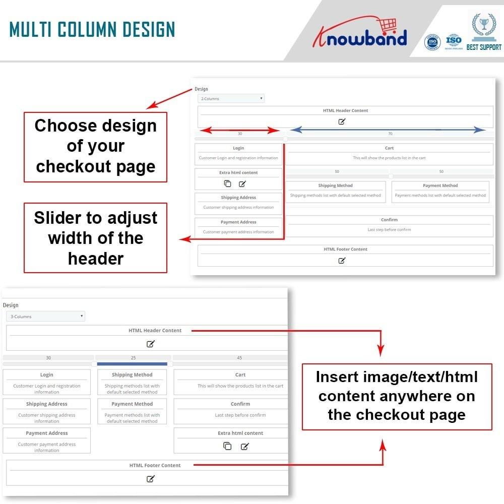 module - Express Checkout Process - One Page Checkout, Social Login & Mailchimp - 24