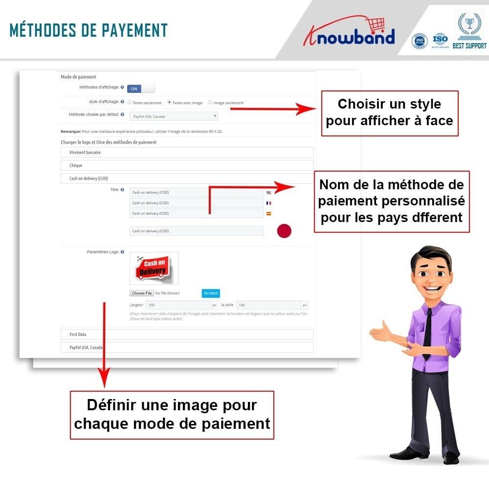 module - Processus rapide de commande - Knowband - One Page Checkout, Social Login & Mailchimp - 17
