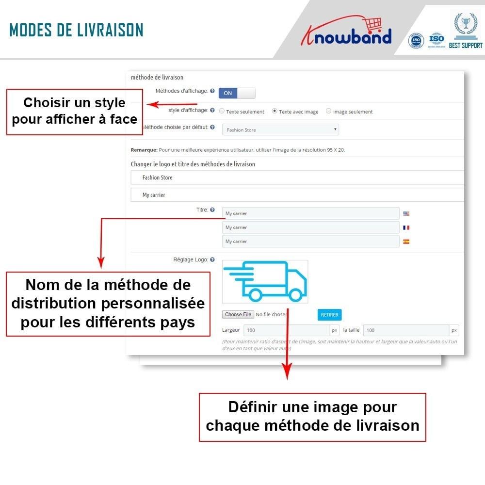 module - Processus rapide de commande - Knowband - One Page Checkout, Social Login & Mailchimp - 18