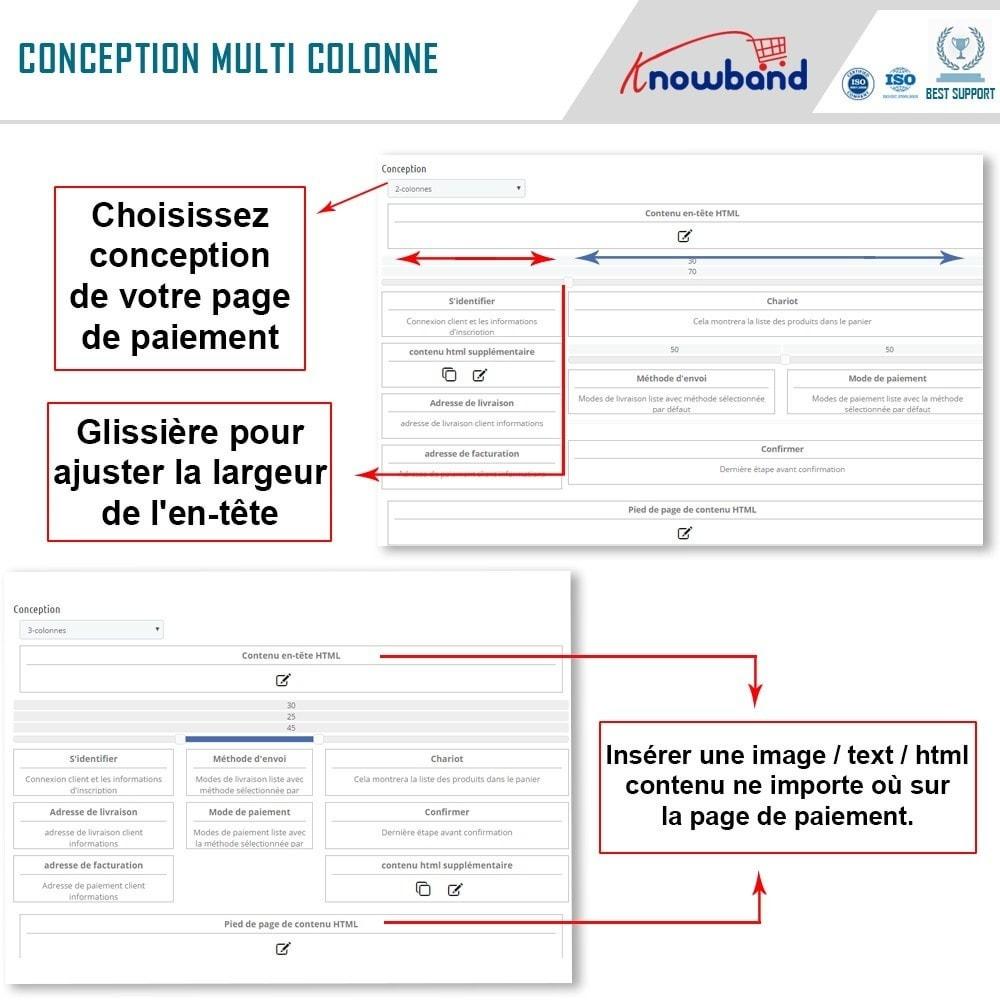 module - Processus rapide de commande - One Page Checkout, Social Login & Mailchimp - 15